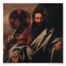 Moses and the Ethiopian