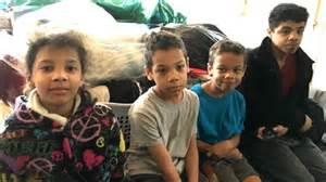the howard children